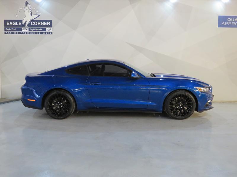 Ford Mustang 2.3 Ecoboost Fastback At Image 2