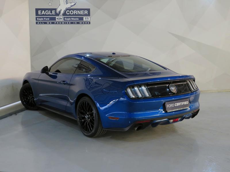 Ford Mustang 2.3 Ecoboost Fastback At Image 20