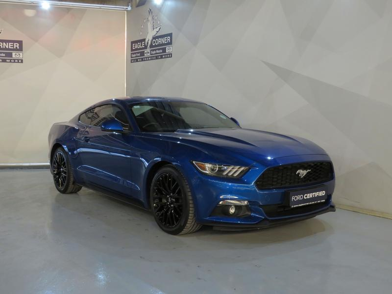 Ford Mustang 2.3 Ecoboost Fastback At Image 3