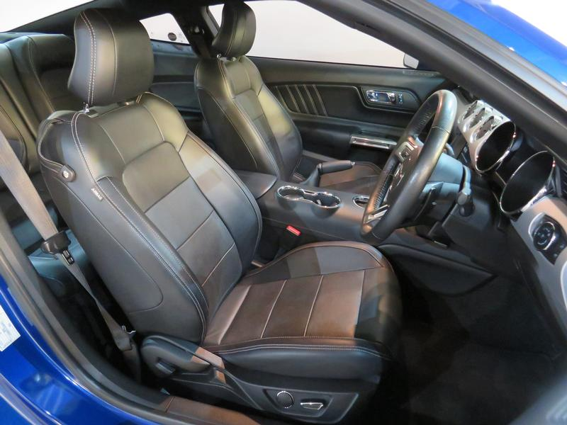 Ford Mustang 2.3 Ecoboost Fastback At Image 8