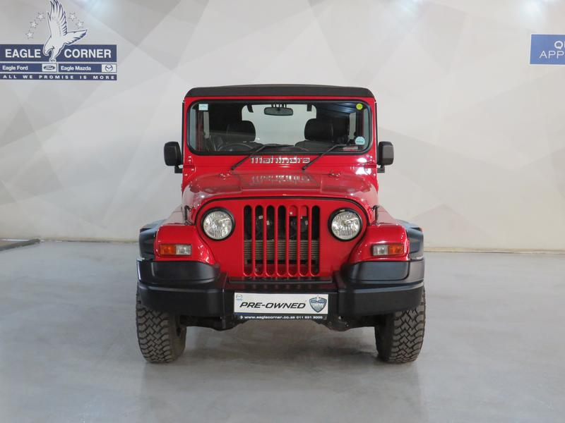 Mahindra Thar 2.5 Crde Soft Top 4X4 Image 16