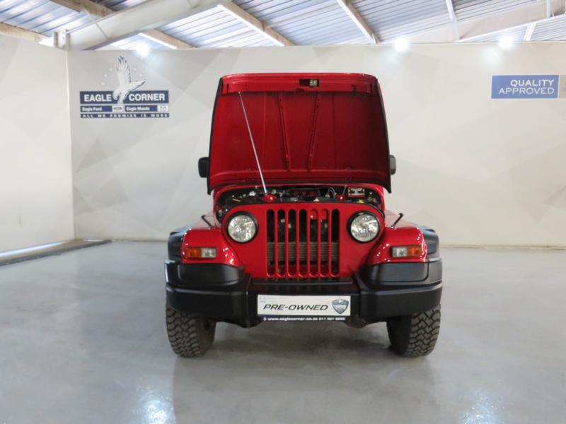 Mahindra Thar 2.5 Crde Soft Top 4X4 Image 17