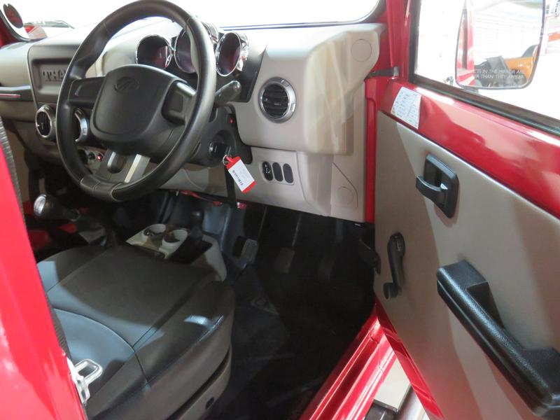 Mahindra Thar 2.5 Crde Soft Top 4X4 Image 7