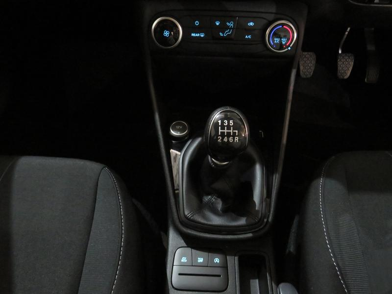 Ford Fiesta 1.0 Ecoboost Trend Image 11