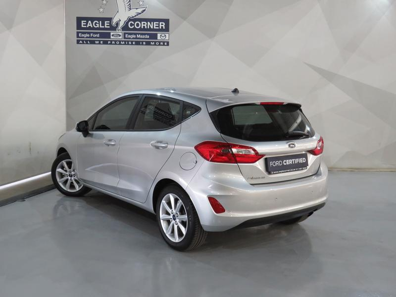 Ford Fiesta 1.0 Ecoboost Trend Image 20