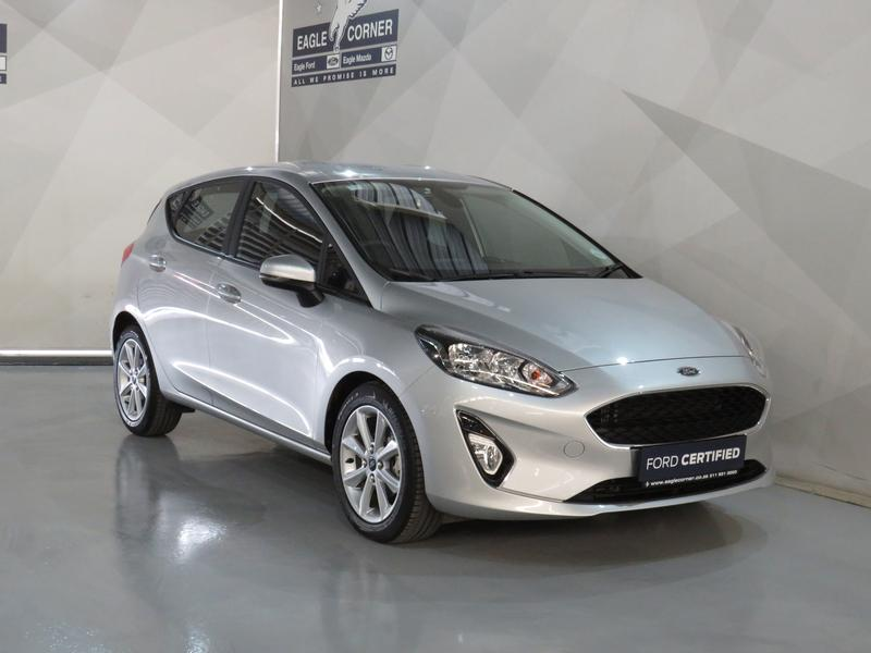 Ford Fiesta 1.0 Ecoboost Trend Image 3