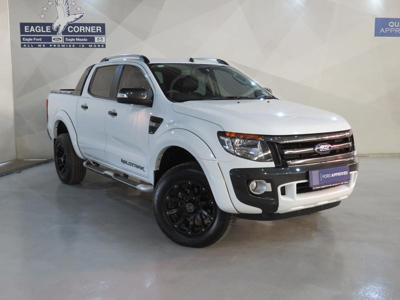 382e45944d3 Ford Ranger 3.2 Tdci Wildtrak 4X2 D/cab At (syn - Nearly New Used ...