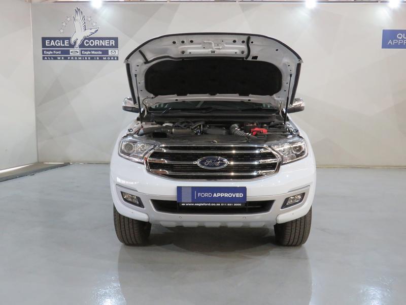 Ford Everest 2.0 Bi Turbo Xlt 4X4 At Image 17