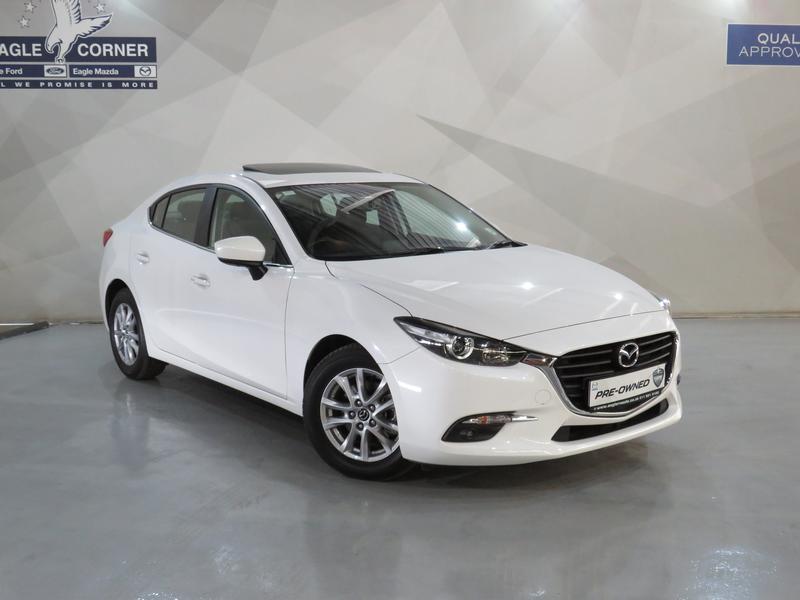 Mazda 3 2.0 Individual 4-Door At