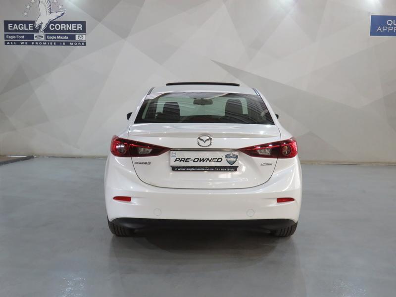 Mazda 3 2.0 Individual 4-Door At Image 17