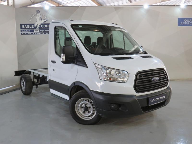Ford Transit 2.2 Tdci Chassis Cab 330 Mwb