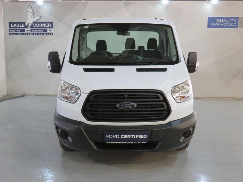 Ford Transit 2.2 Tdci Chassis Cab 330 Mwb Image 13