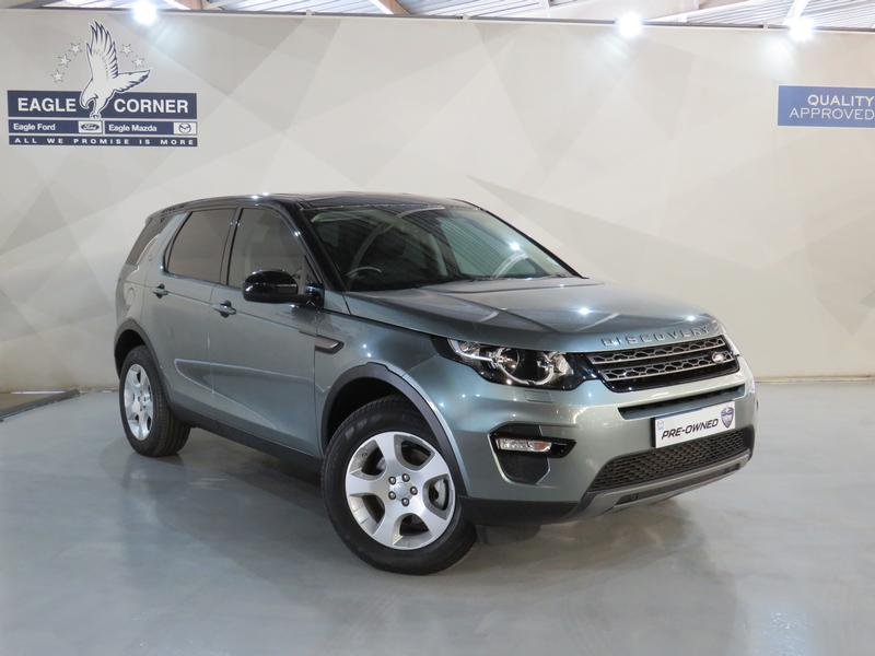 Land Rover Discovery Sport 2.2 Sd4 Se At