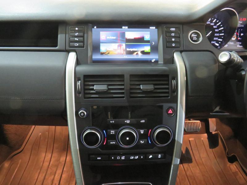Land Rover Discovery Sport 2.2 Sd4 Se At Image 10