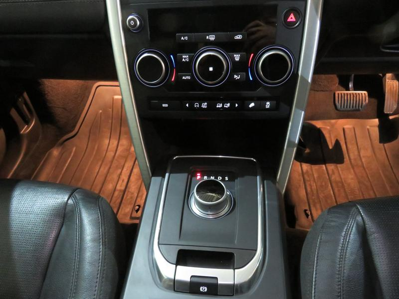 Land Rover Discovery Sport 2.2 Sd4 Se At Image 11