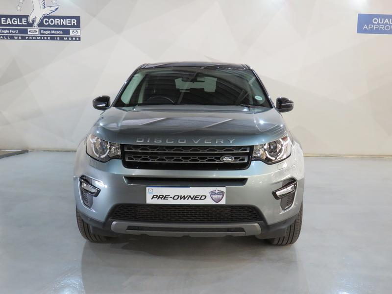 Land Rover Discovery Sport 2.2 Sd4 Se At Image 16