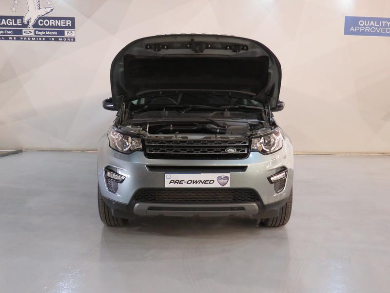 Land Rover Discovery Sport 2.2 Sd4 Se At Image 17