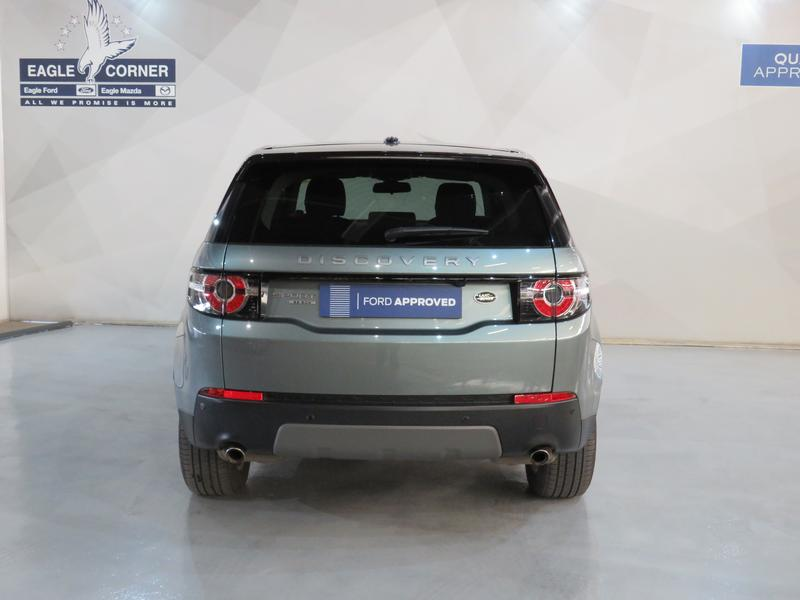 Land Rover Discovery Sport 2.2 Sd4 Se At Image 18