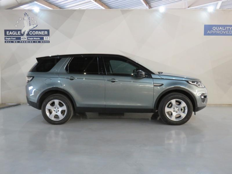 Land Rover Discovery Sport 2.2 Sd4 Se At Image 2