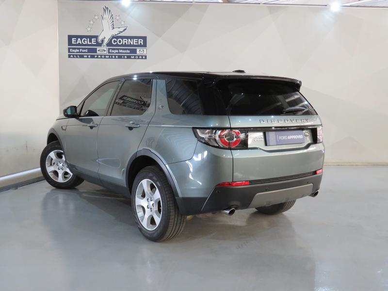 Land Rover Discovery Sport 2.2 Sd4 Se At Image 20