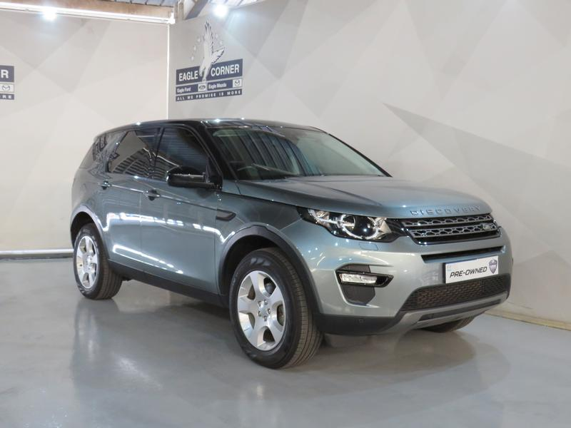 Land Rover Discovery Sport 2.2 Sd4 Se At Image 3