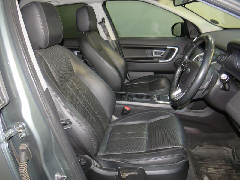 Land Rover Discovery Sport 2.2 Sd4 Se At Image 8