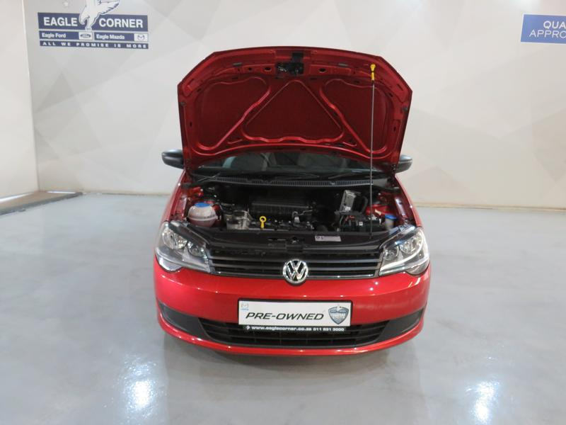 Volkswagen Polo Vivo Hatch 1.4 Xpress Image 17