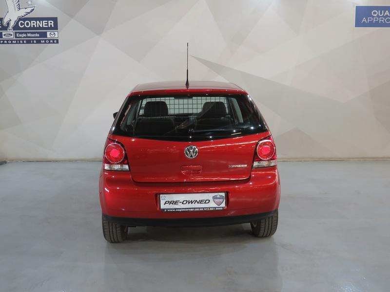 Volkswagen Polo Vivo Hatch 1.4 Xpress Image 18