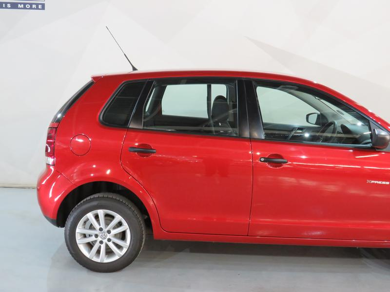 Volkswagen Polo Vivo Hatch 1.4 Xpress Image 5