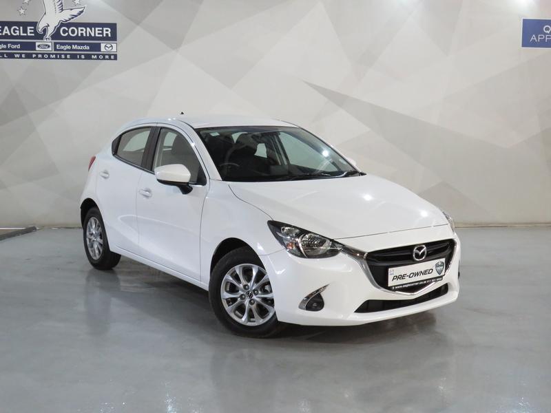 Mazda 2 1.5 Dynamic At