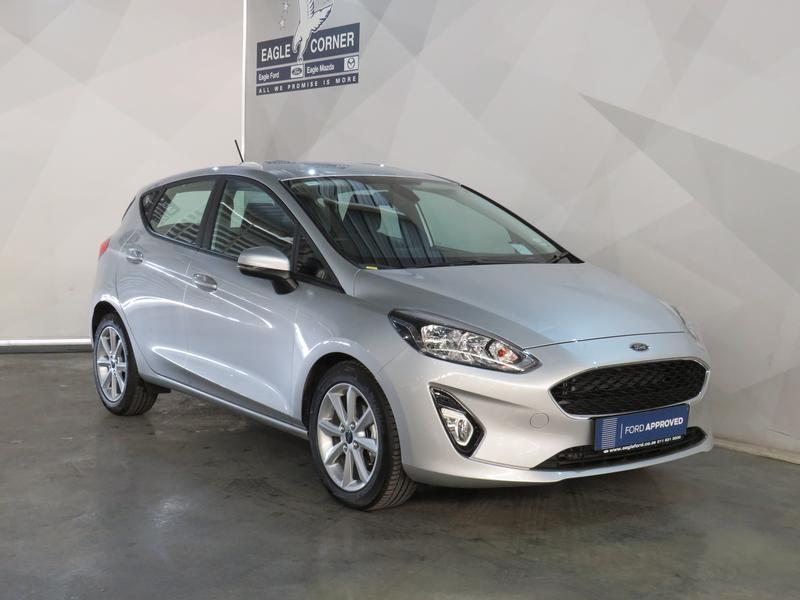 Ford Fiesta 1.0 Ecoboost Trend At Image 3