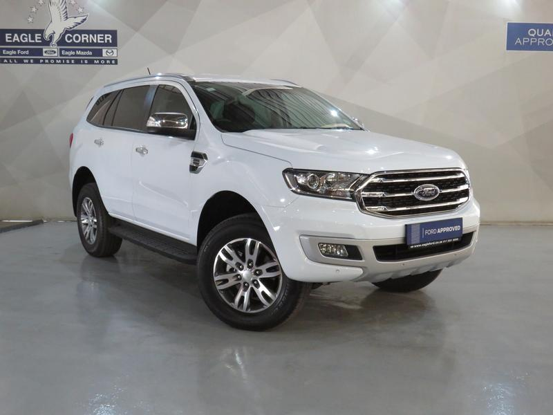Ford Everest 2.0 Turbo Xlt 4X2 At