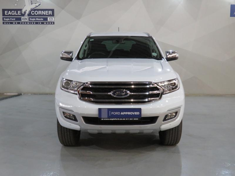 Ford Everest 2.0 Turbo Xlt 4X2 At Image 16