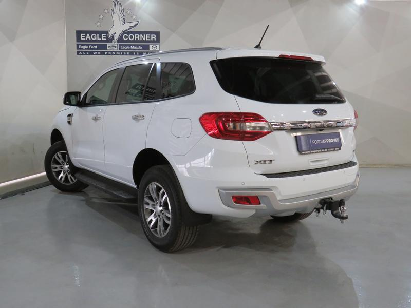 Ford Everest 2.0 Turbo Xlt 4X2 At Image 20