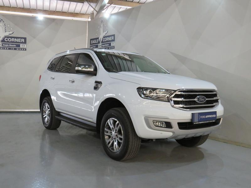 Ford Everest 2.0 Turbo Xlt 4X2 At Image 3
