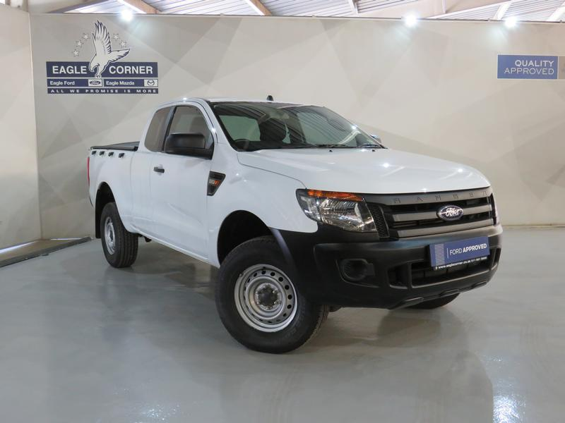 Ford Ranger 2.2 D Hp Xl Hr Super Cab