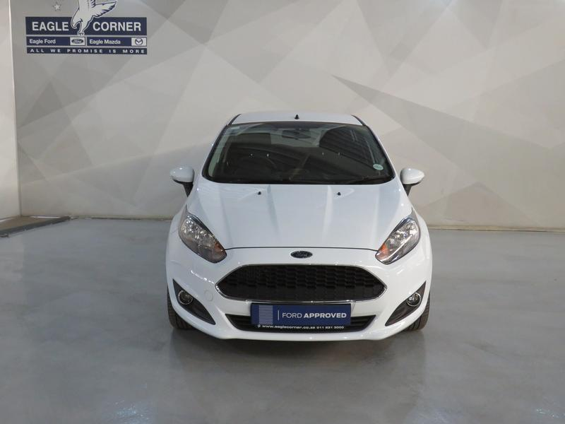 Ford Fiesta 1.0 Ecoboost Trend 5dr Image 16