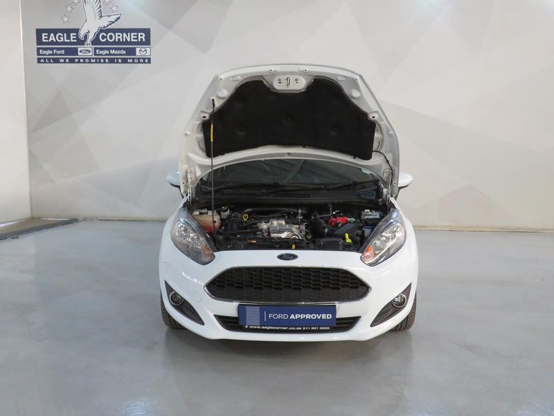 Ford Fiesta 1.0 Ecoboost Trend 5dr Image 17