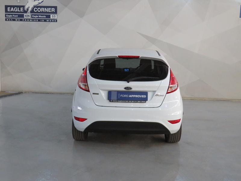 Ford Fiesta 1.0 Ecoboost Trend 5dr Image 18