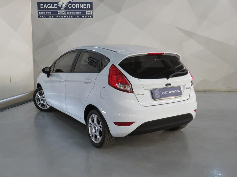 Ford Fiesta 1.0 Ecoboost Trend 5dr Image 20