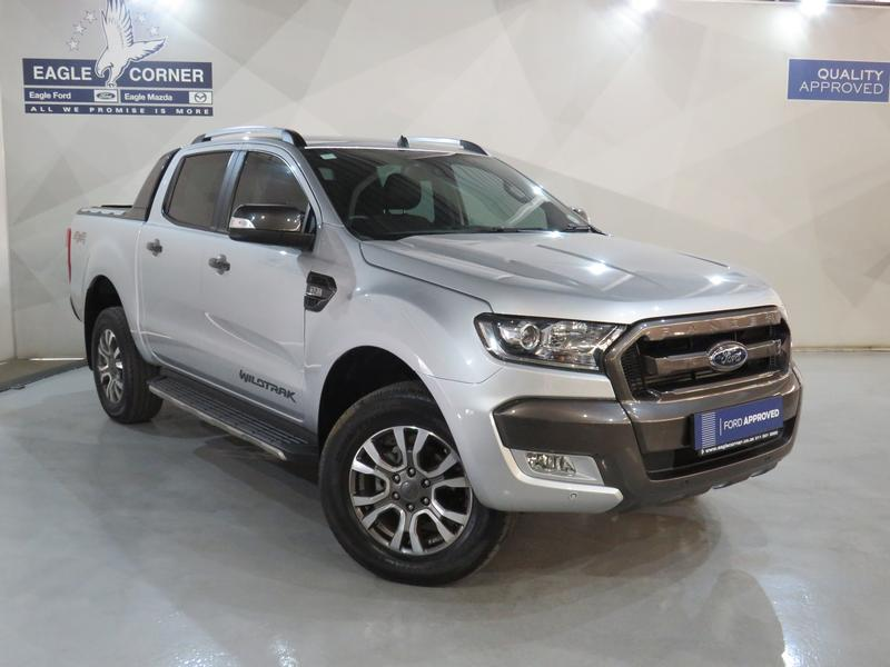 Ford Ranger 3.2 Tdci Wildtrak 4X2 D/cab At Image 1