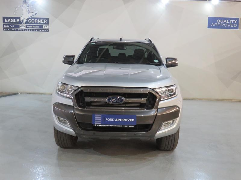 Ford Ranger 3.2 Tdci Wildtrak 4X2 D/cab At Image 16