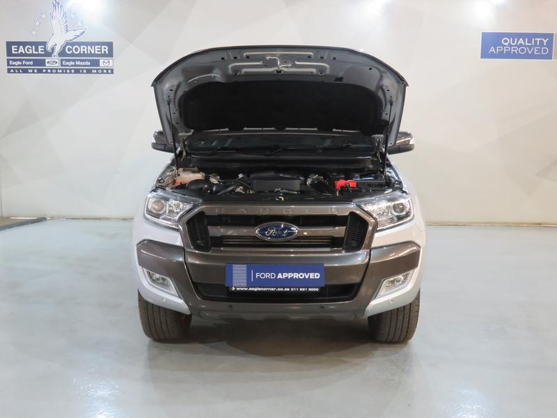 Ford Ranger 3.2 Tdci Wildtrak 4X2 D/cab At Image 17