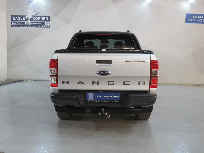 Ford Ranger 3.2 Tdci Wildtrak 4X2 D/cab At Image 18