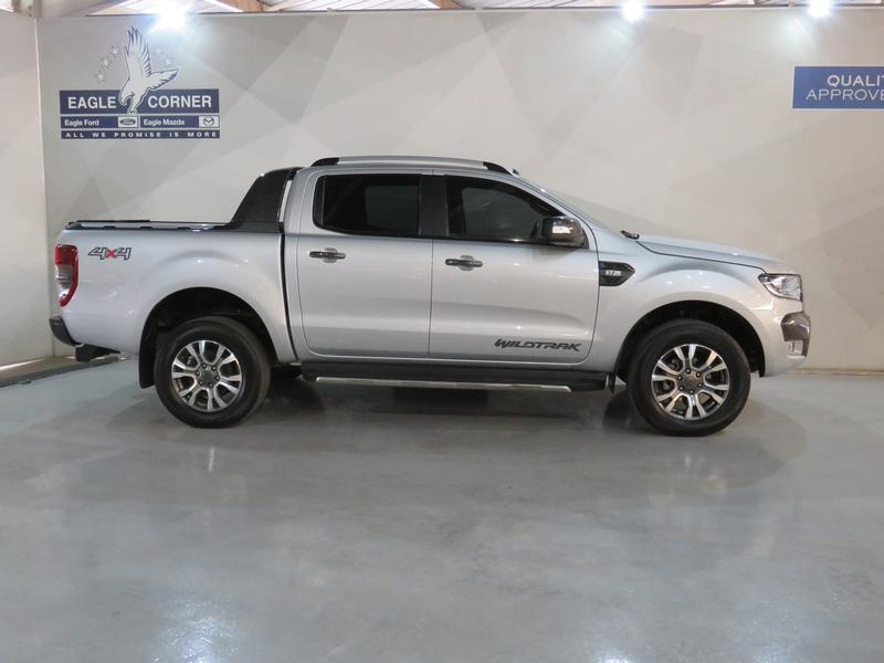 Ford Ranger 3.2 Tdci Wildtrak 4X2 D/cab At Image 2