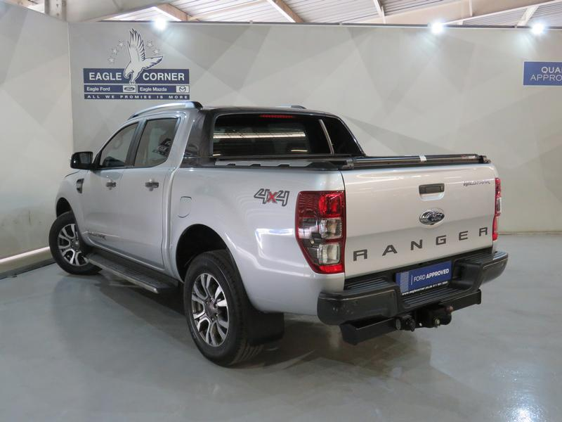 Ford Ranger 3.2 Tdci Wildtrak 4X2 D/cab At Image 20