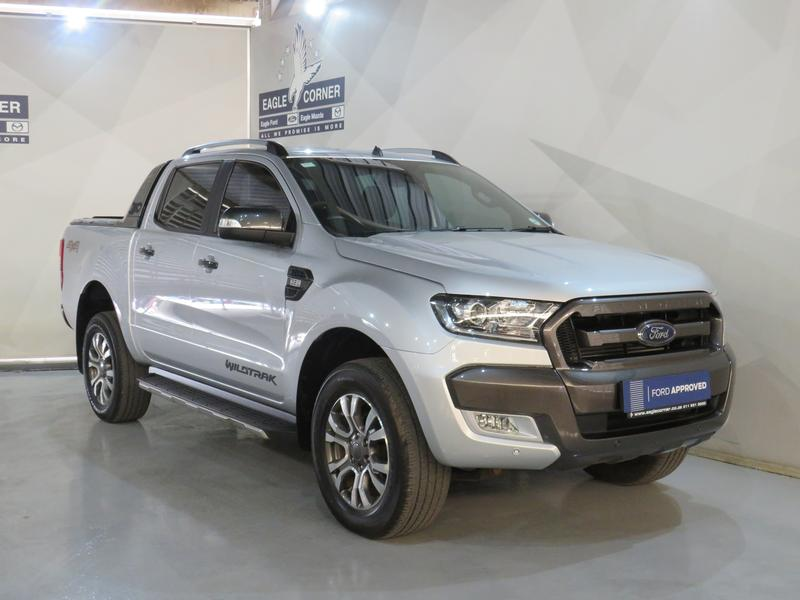 Ford Ranger 3.2 Tdci Wildtrak 4X2 D/cab At Image 3
