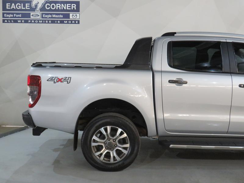 Ford Ranger 3.2 Tdci Wildtrak 4X2 D/cab At Image 5