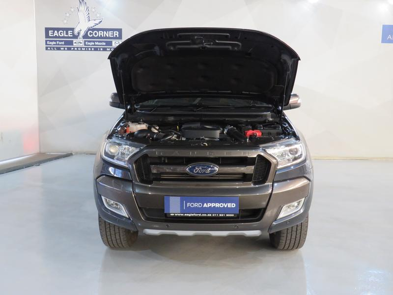 Ford Ranger 3.2 Tdci Wildtrak 4X4 D/cab At Image 17