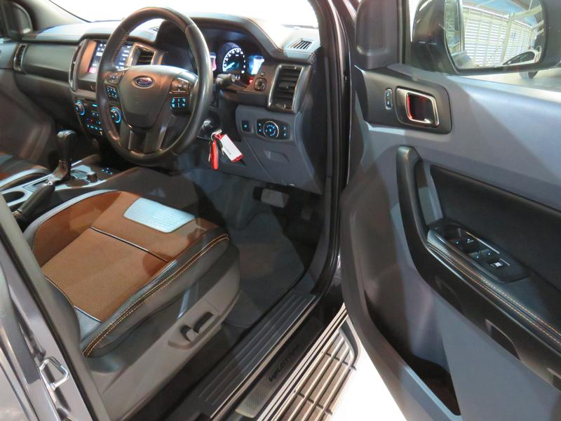Ford Ranger 3.2 Tdci Wildtrak 4X4 D/cab At Image 7